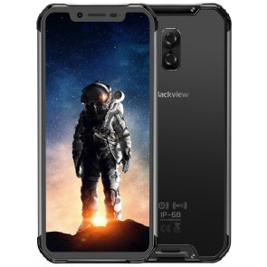 "iGET Blackview GBV9600 Pro 2019 - black   6,21"" AMOLED FHD+, Dual SIM, 6GB+128GB, LTE, IP68 + IP69K,  Android 9 GBV9600 Pro 2019"