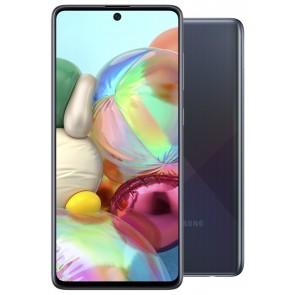 """Samsung Galaxy A71 (A715) - black   6,7"""" AMOLED/ DualSIM/ 128GB/ 6GB RAM/ LTE/ Android 10 SM-A715FZKUXEZ"""