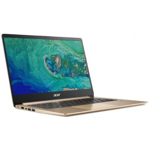 "Acer Swift 1 (SF114-32-P0FW) N5000 / 4GB / 128GB / 14"" FHDIPS LED LCD /UHD 605/ W10S / zlatý NX.GXREC.005"