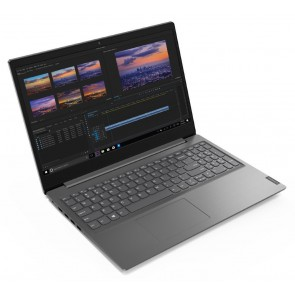 """Lenovo V15-IWL/ i3-8145U/ 8GB DDR4/ 1TB (5400)/ Intel UHD 620/ 15,6"""" FHD TN/ W10H/ Šedý 81YE0071CK"""