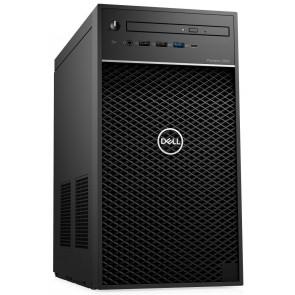 DELL Precision T3630/ Xeon E-2274G/ 16GB/ 256GB + 1TB (7200)/ Quadro P2200/ W10Pro/  3Y PS on-site 594CR