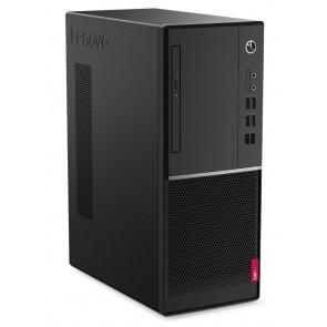 Lenovo V530/ TWR/ i3-9100/ 4GB DDR4/ 256GB SSD/ Intel UHD 630/ DVD-RW/ bez OS/ Černý +kbd 11BH0028MC
