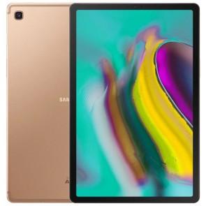 "SAMSUNG tablet Galaxy Tab S5e/ Octa-Core/ 4GB/ 64GB/ 10,5"" WQXGA sAMOLED/ WiFi/ BT/ GPS/ Android 9/ Zlatý/ až 14,5h SM-T720NZDAXEZ"