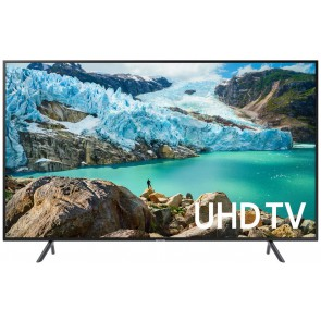 "SAMSUNG UE50RU7172 Smart LED TV, 50""/ 4K UHD/ DVB-C/S2/T2/ 3xHDMI/ LAN/ HbbTV/ Tizen OS/ VESA/ En. třída A UE50RU7172"