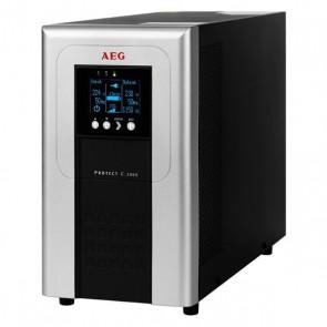 POŠKOZENÝ OBAL - AEG UPS Protect C.2000/ 2000VA/ 1600W/ 230V/ online UPS, model 2014 UPSAE0115V