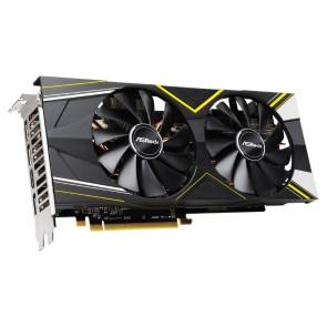 ASROCK Radeon RX 5700 XT Challenger D 8G OC / 8GB GDDR6 / PCI-E / 1x HDMI / 3x DP RX5700XT CLD 8GO
