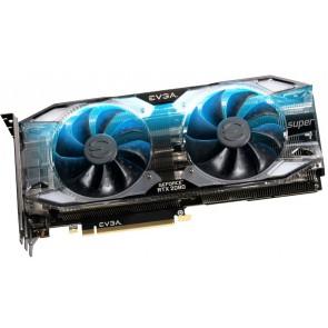 EVGA GeForce RTX 2080 SUPER XC ULTRA GAMING /  8GB GDDR6 /  PCI-E / 3x DP / HDMI / USB Type-C 08G-P4-3183-KR