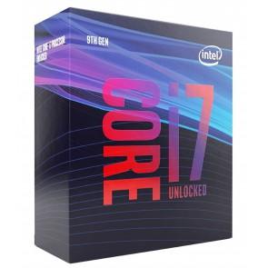 INTEL Core i7-9700K / Coffee Lake R / LGA1151 / max. 4,9 GHz / 8C/8T / 12MB / 95W TDP / BOX bez chladiče BX80684I79700K