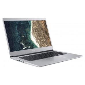 """Acer Chromebook 514 (CB514-1H-P18T) / N4200/ 4GB LPDDR3/ eMMC 64GB / Intel HD 505/ 14"""" FHD IPS/ Chrome OS/ Stříbrný NX.H1QEC.001"""