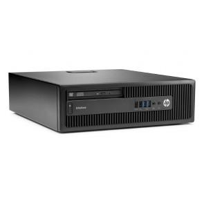 HP EliteDesk 705 G3 SFF/ Ryzen 3 Pro 1200/ 4GB/ 500GB (7200)/ Radeon R7 430 2GB/ W10P/ 3NBD 2KS03EA#BCM