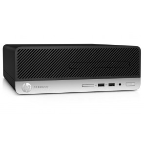 HP ProDesk 400 G6 SFF/ i3-9100/ 4GB DDR4/ 1TB (7200)/ Intel UHD 630/ DVD-RW/ W10P/ Černý +kbd,myš 7EL86EA#BCM