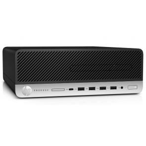 HP ProDesk 405 G4/ SFF/ Ryzen 3 Pro 2200G/ 4GB DDR4/ 1TB (7200)/ RX Vega 8/ DVD-RW/ W10P +kbd,myš 9DP07EA#BCM