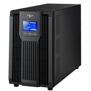 FORTRON Champ TW 3000VA / 3000VA/2700W / 120-300 VAC / LCD /  USB / RS-232 PPF24A1807