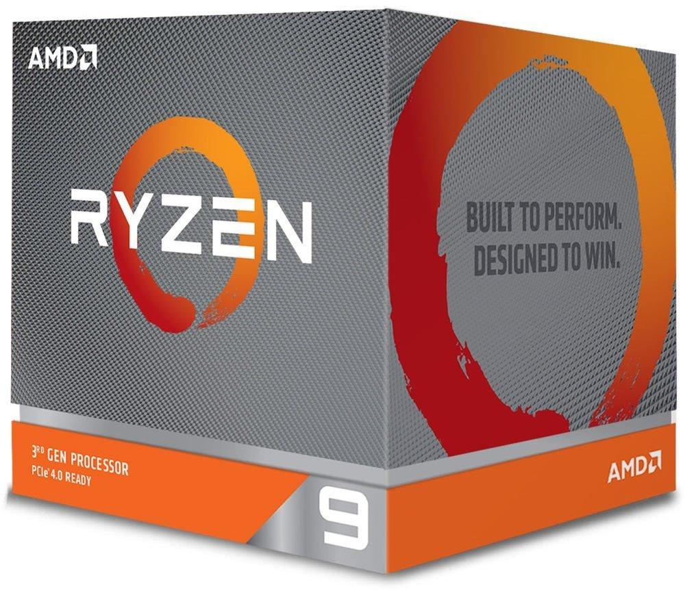 AMD Ryzen 9 3950X / Ryzen / LGA AM4 / max. 4,7GHz / 16C/32T / 72MB / 105W TPD / BOX bez chladiče 100-100000051WOF