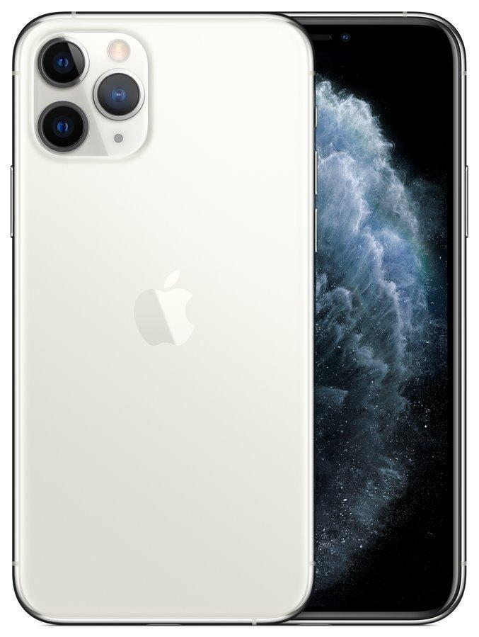 "Apple iPhone 11 Pro 512GB Silver   5,8"" OLED/ 6GB RAM/ LTE/ IP68/ iOS 13 mwce2cn/a"
