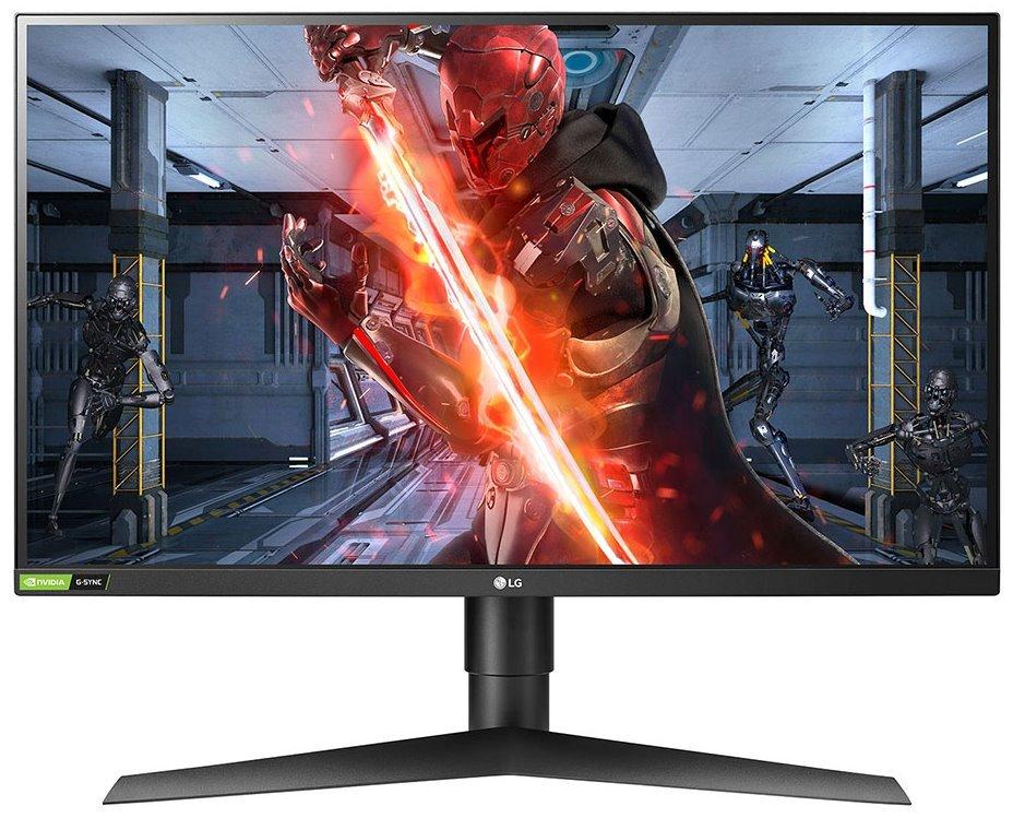"""LG monitor IPS 27GL850 27"""" / 2560x1440 / 144Hz / 350cd/m2 / 1ms / DP / HDMI / USB 27GL850-B.AEU"""