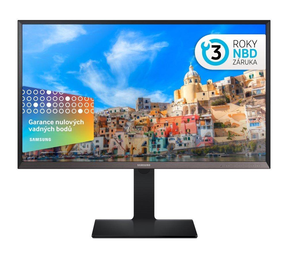 "SAMSUNG 32"" S32D850 LED LS32D85KTSR/ QHD 2560x1440/ MVA/ 16:9/ 5ms/ DP/ HDMI/ DVI/ PIVOT/ Swivel/ VESA LS32D85KTSR/EN"