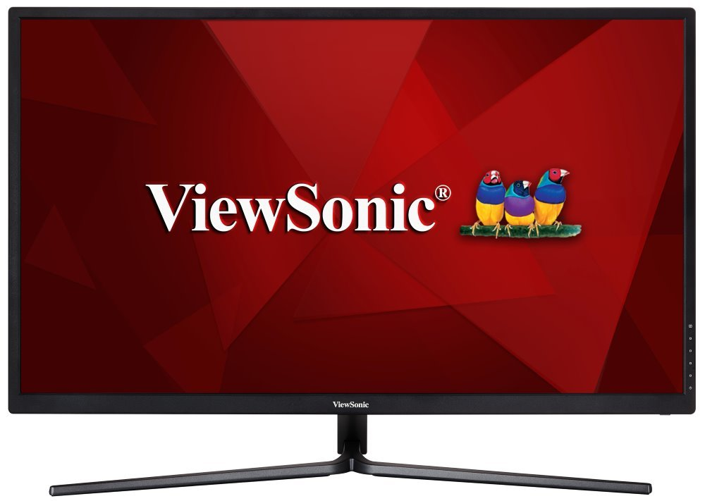 "ViewSonic VX3211-4K-MHD / 32""/ VA/ 16:9/ 3840x2160/ 3ms/ 300cd/m2/ DP/ HDMI / Repro VX3211-4K-MHD"