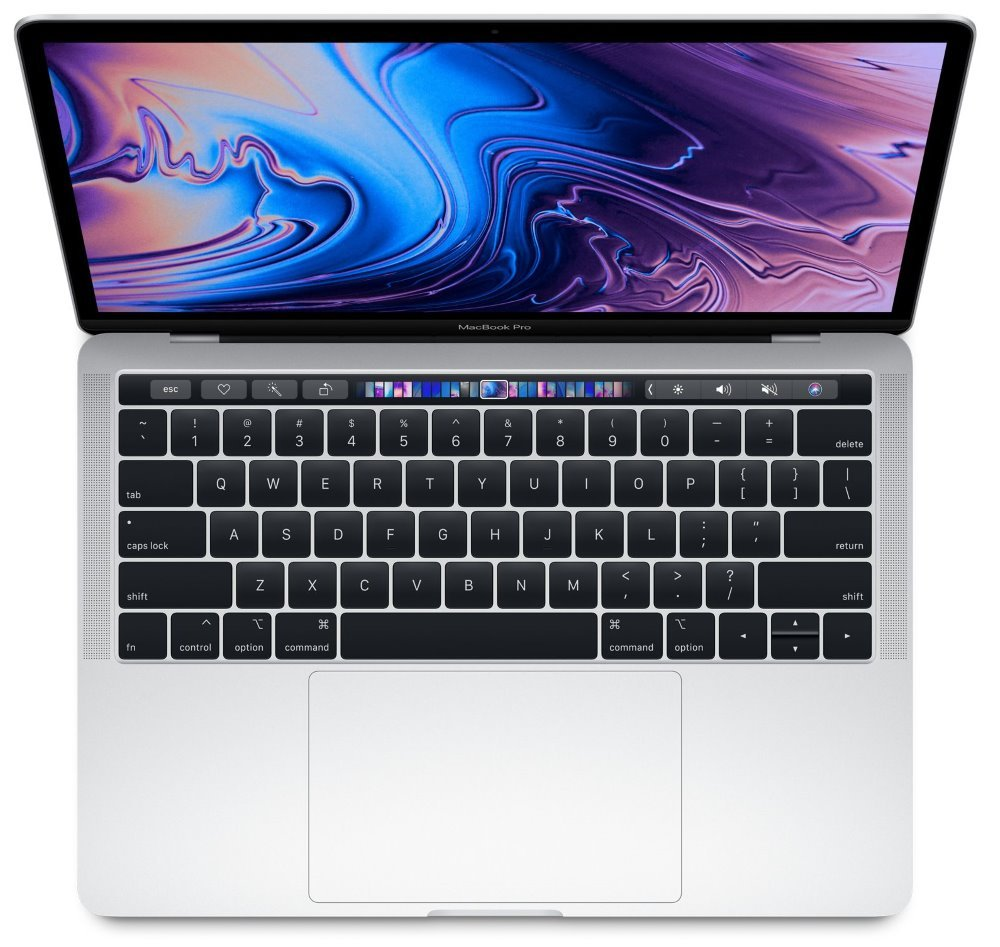 "Apple MacBook Pro 13"" Touch Bar/QC i5 2.4GHz/8GB/256GB SSD/Intel Iris Plus Graphics 655/Silver mv992cz/a"