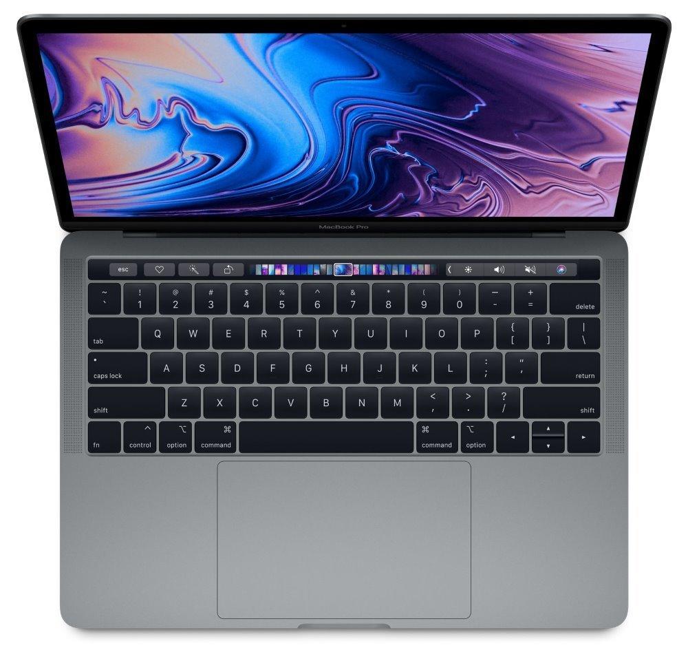 "Apple MacBook Pro 13"" Touch Bar/QC i5 1.4GHz/8GB/256GB SSD/Intel Iris Plus Graphics 645/Space Grey muhp2cz/a"