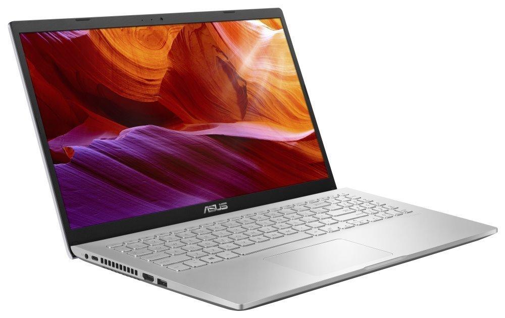 """ASUS X509JA-EJ024T / i5-1035G1/ 8GB DDR4/ 512GB SSD/ 15,6"""" FHD/ W10H/ stříbrný X509JA-EJ024T"""