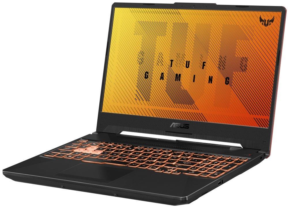 """ASUS FA506II-BQ048T/ AMD R5-4600H/ 8GB DDR4/ 512GB SSD/ GTX1650Ti/ 15,6"""" FHD IPS/ W10H/ černý FA506II-BQ048T"""