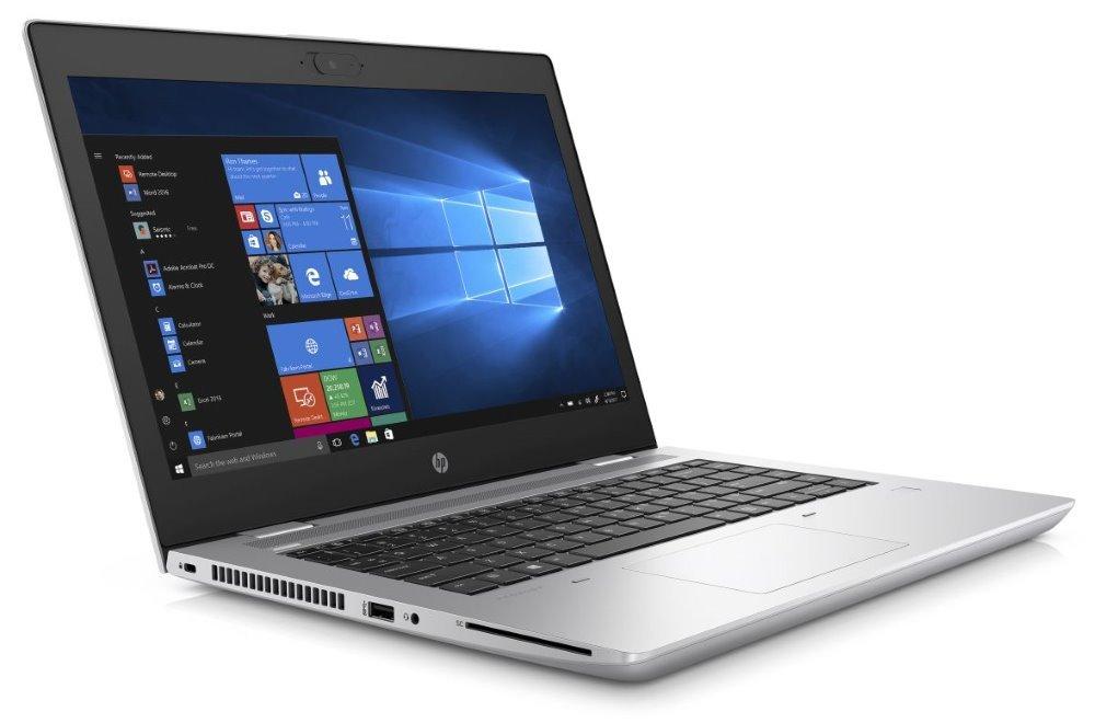 "HP ProBook 640 G5/ i5-8265U/ 8GB DDR4/ 256GB SSD/ Intel UHD 620/ 14"" FHD IPS/ W10P/ backlit kbd/ Stříbrný 6XE24EA#BCM"