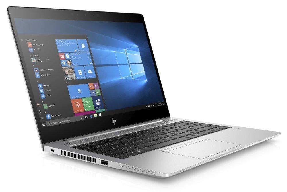 """HP EliteBook 840 G6/ i7-8565U/ 8GB DDR4/ 256GB SSD/ Intel UHD 620/ 14"""" FHD IPS/ W10P/ Stříbrný 6XD78EA#BCM"""