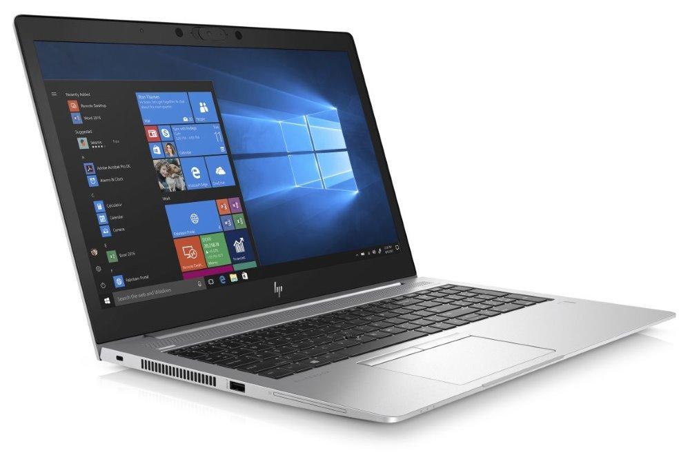 """HP EliteBook 850 G6/ i5-8265U/ 8GB DDR4/ 256GB SSD/ Intel UHD 620/ 15,6"""" FHD IPS/ W10P/ Stříbrný 6XD79EA#BCM"""