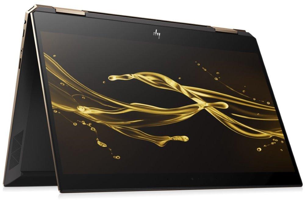 """HP Spectre x360 13-ap0008nc/ i7-8565U/ 16GB DDR4L/ 512GB SSD/ Intel UHD 620/ 13,3"""" FHD IPS Touch/ W10H/ černý + stylus 5GY74EA#BCM"""