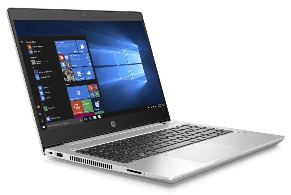 "HP ProBook 440 G6/ i5-8265U/ 8GB DDR4/ 256GB SSD/ Intel UHD 620/ 14"" FHD IPS/ W10P/ Stříbrný 5PQ09EA#BCM"
