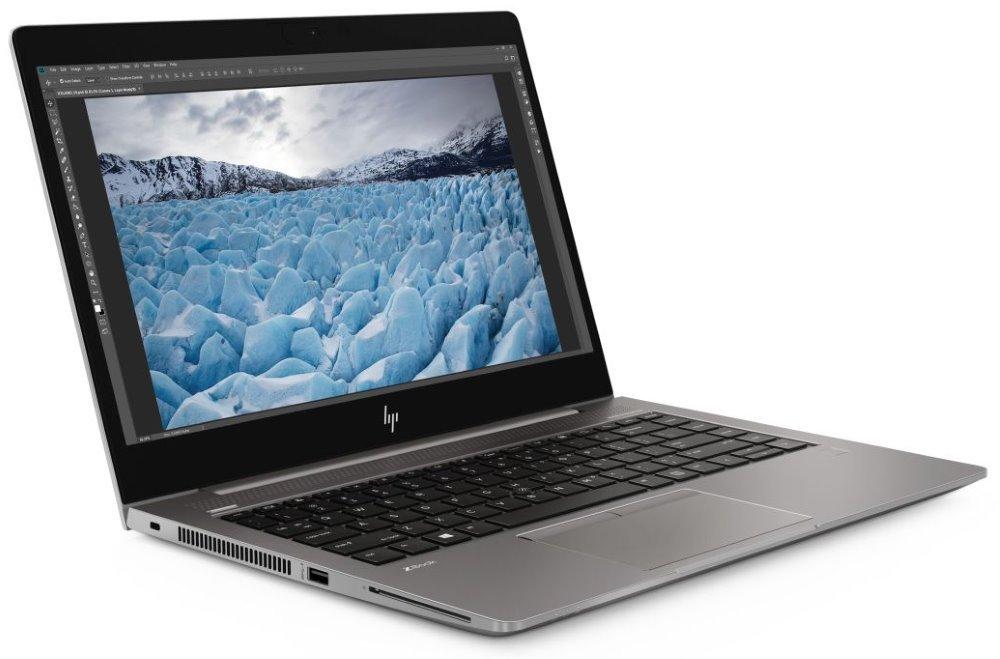 "HP Zbook 14u G6/ i7-8565U/ 16GB DDR4/ 512GB SSD/ WX3200 4GB/ 14"" FHD IPS/ W10P/ Stříbrný 6TP71EA#BCM"