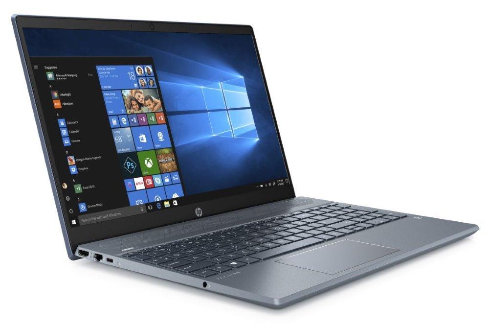 "HP Pavilion 15-cw1006nc/ Ryzen 5 3500U/ 8GB DDR4/ 256GB SSD/ Radeon RX Vega 8/ 15,6"" FHD IPS/ W10H/ Modrý 6WH85EA#BCM"