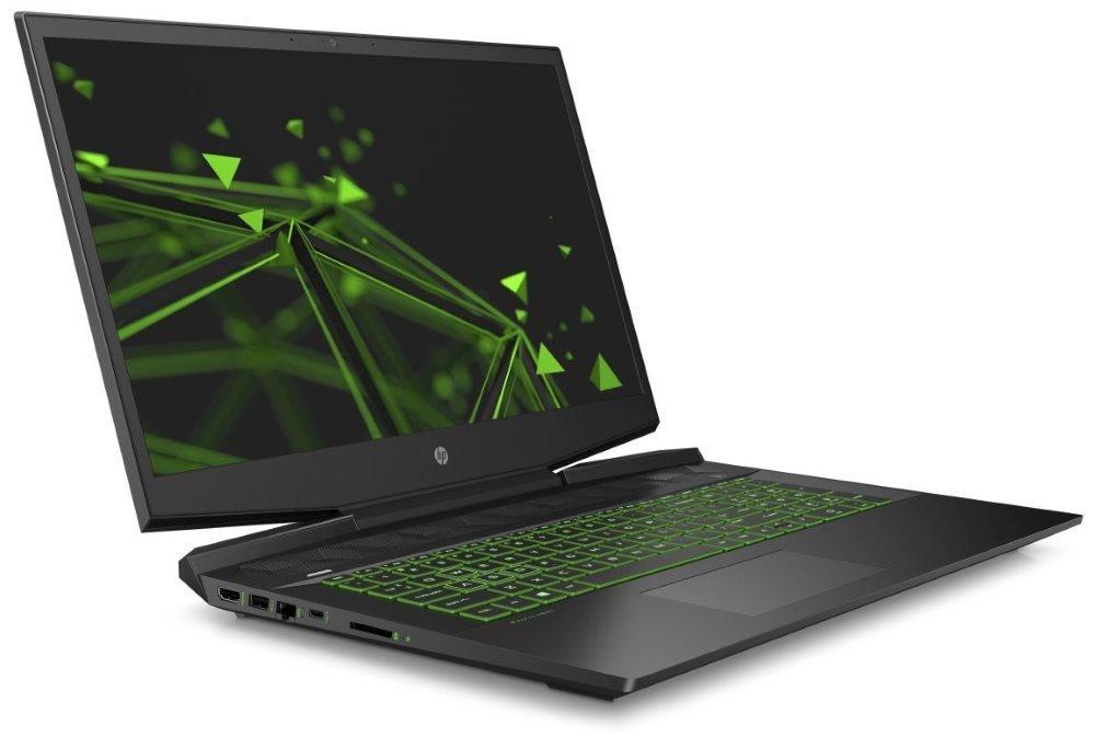 "HP Pavilion Gaming 17-cd0018nc/ i5-9300H/ 16GB DDR4/ 512GB SSD + 1TB (7200)/ GTX1650 4GB/ 17,3"" FHD IPS/ W10H/ Černý 8RU41EA#BCM"