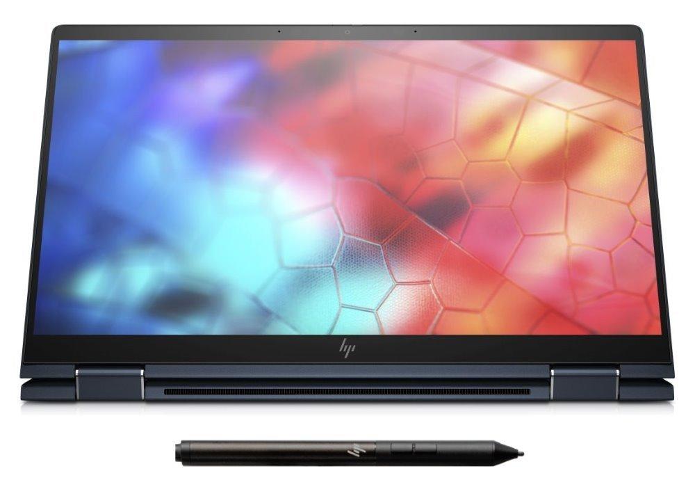 """HP Elite Dragonfly/ i5-8265U/ 8GB LPDDR3/ 16GB + 256GB SSD/ Intel UHD 620/ 13,3"""" FHD IPS Touch/ W10P/ Modrý + stylus 8MK78EA#BCM"""