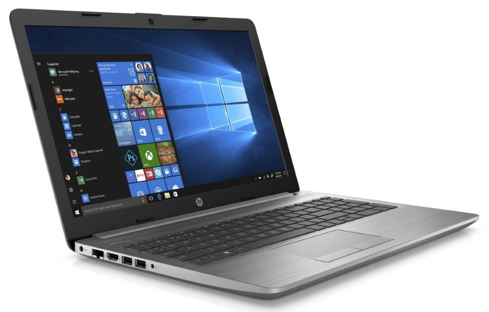 "HP 255 G7/ Ryzen 5 3500U/ 8GB DDR4/ 256GB SSD/ Radeon Vega 8/ 15,6"" FHD SVA/ DVD-RW/ W10H/ Stříbrný 2D231EA#BCM"