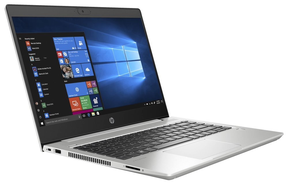 "HP ProBook 440 G7/ i5-10210U/ 8GB DDR4/ 256GB SSD/ Intel UHD 620/ 14"" FHD IPS/ W10P/ Stříbrný 8MH48EA#BCM"