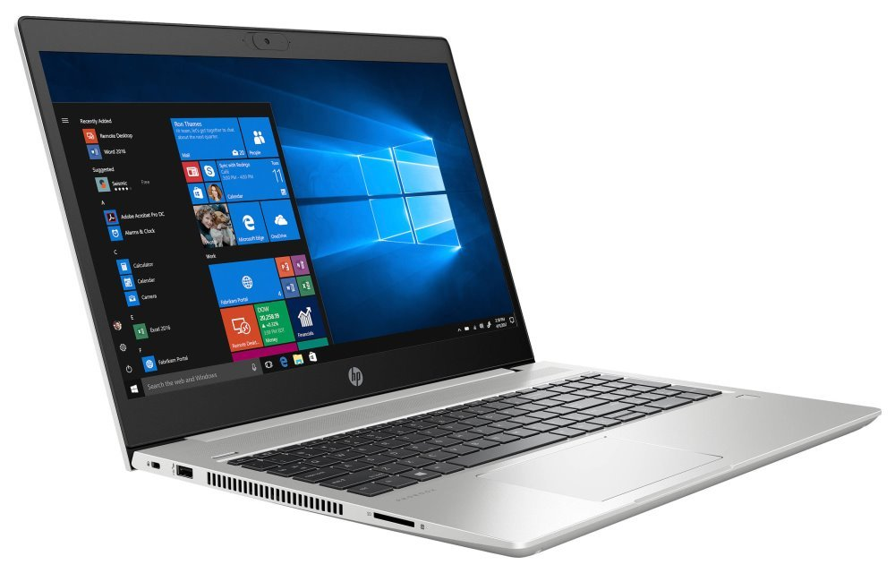 "HP ProBook 450 G7/ i7-10510U/ 16GB DDR4/ 512GB SSD/ Intel UHD 620/ 15,6"" FHD IPS/ W10H/ Stříbrný 8MH56EA#BCM"