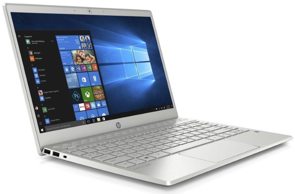 "HP Pavilion 13-an1005nc/ i7-1065G7/ 8GB DDR4/ SSD 1TB/ Intel Iris Plus/ 13,3"" FHD IPS/ W10H/ stříbrný 187L5EA#BCM"