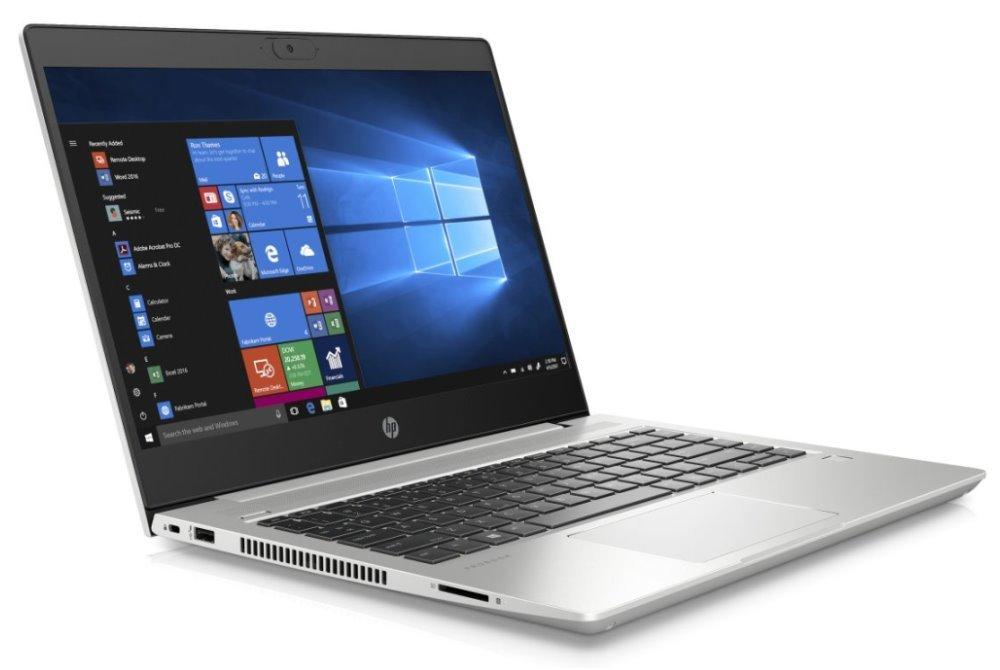 "HP ProBook 445 G7 / AMD Ryzen 5 4500U/ 8GB DDR4/ 256GB SSD/ Radeon Vega 6/ 14"" FHD IPS/ W10P/ stříbrný 12X15EA#BCM"