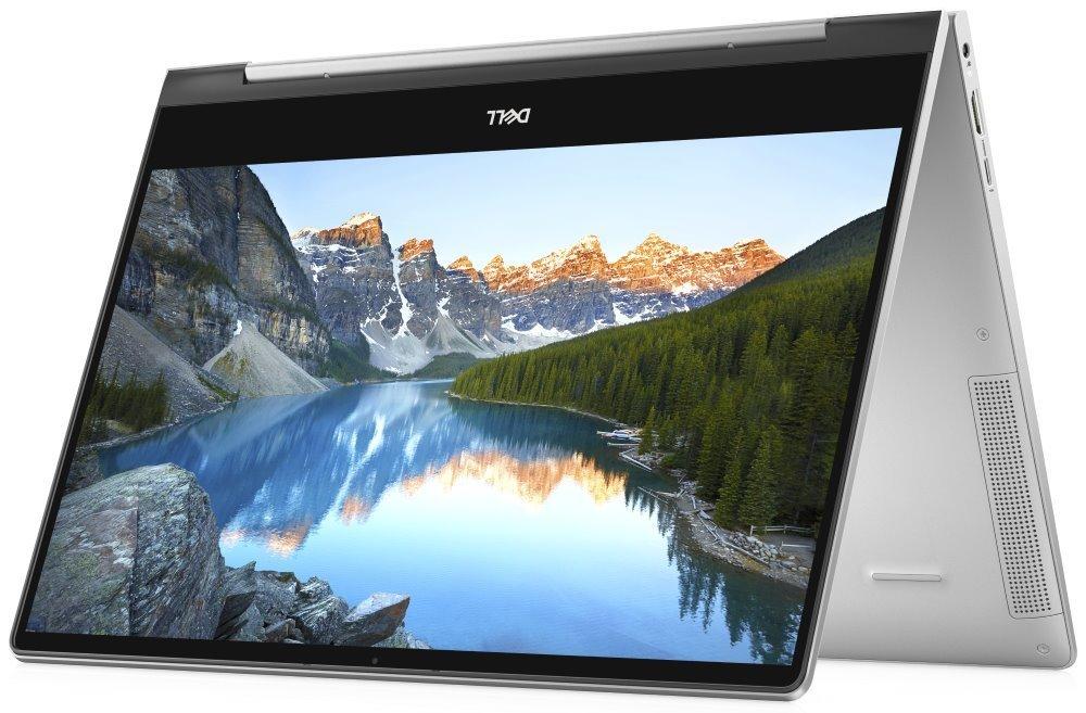 """DELL Inspiron 13 7000 2v1 (7391) Touch/ i5-10210U/ 8GB / 512GB SSD/ 13.3"""" FHD dotykový/ W10Pr/ stříbrný/3Y Basic on-site 7391-68695"""