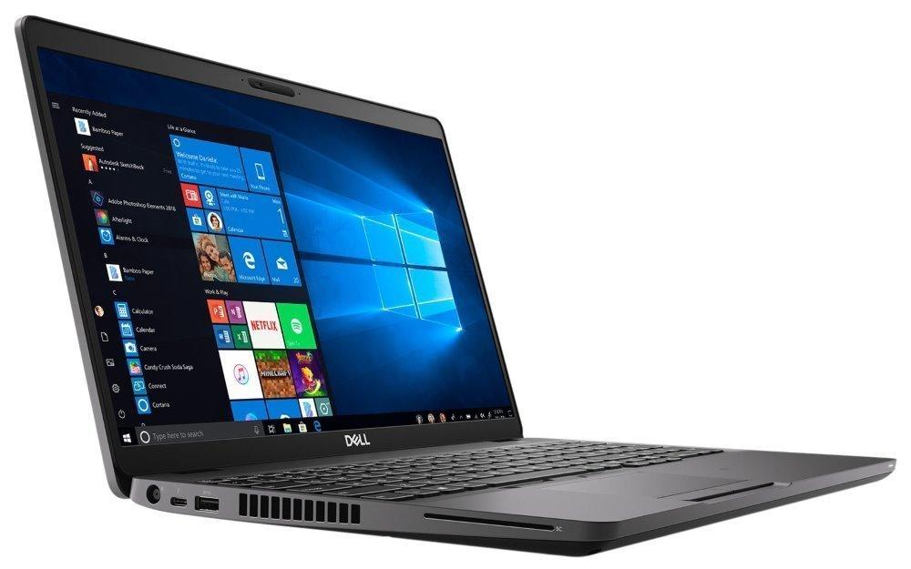 "DELL Latitude 5501/ i5-9400H/ 16GB/ 256GB SSD/ 15.6"" FHD/ W10Pro/ 3Y PS on-site V5MGC"