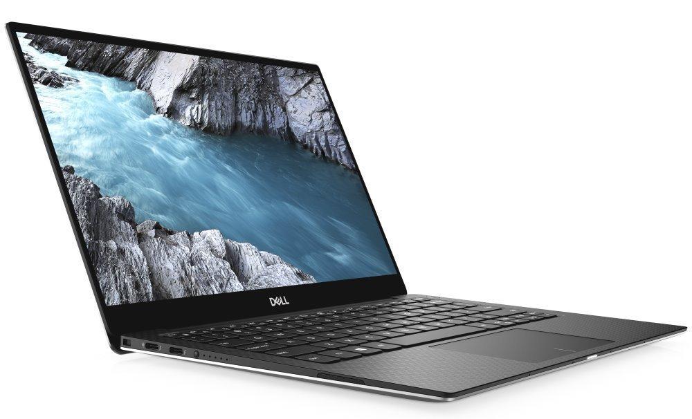 """DELL XPS 13 (7390) Touch/ i7-10710U/ 16GB/ 512GB SSD/ 13.3"""" UHD dotyk/ FPR/ W10 / stříbrný/ 2Y Basic TN-7390-N2-715S"""