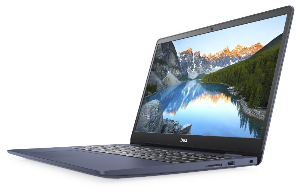 "DELL Inspiron 15 5000 (5593)/ i7-1065G7/ 16GB/ 512GB SSD/ 15.6"" FHD/ Iris Plus/ W10Pro/ modrý/ 3Y Basic on-site 5593-13807"