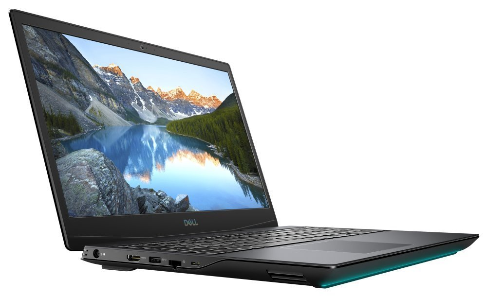 "DELL Inspiron 15 G5 (5500)/ i5-10300H/ 8GB/ 512GB SSD/ NV GTX 1650 Ti 4GB/ 15.6"" FHD/ FPR/ W10/ černý/ 2Y Basic on-site N-5500-N2-512K"