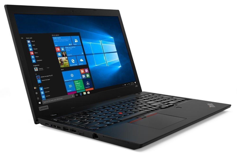 """Lenovo ThinkPad L590/ i5-8265U/ 8GB DDR4/ 256GB SSD/ Intel UHD 620/ 15,6"""" FHD IPS/ 4G/ W10P/ Černý 20Q7001CMC"""