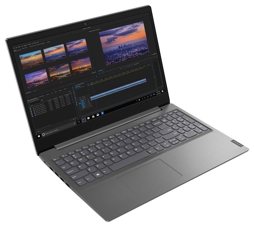 "Lenovo V15-IIL / i5-1035G1/ 8GB DDR4/ 256GB SSD/ Intel UHD/ 15,6"" FHD TN/ W10H/ šedý 82C500K8CK"