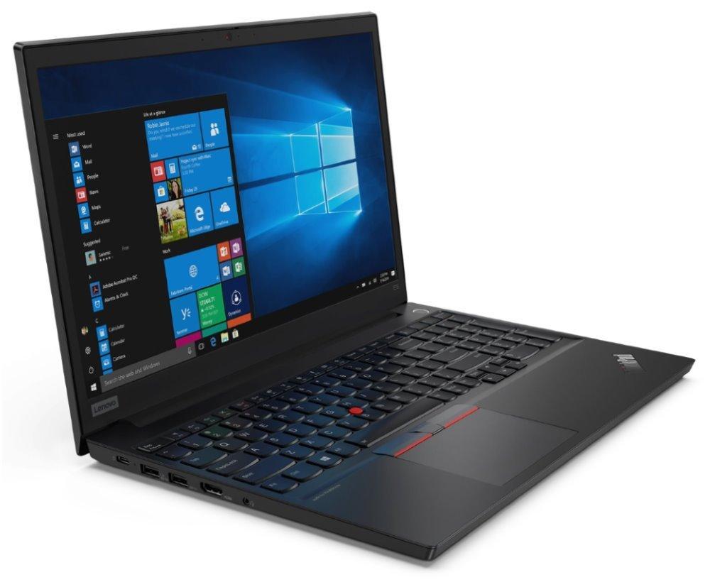 "Lenovo ThinkPad E15/ i5-10210U/ 8GB DDR4/ 256GB SSD + 1TB (5400)/ RX640 2GB/ 15,6"" FHD IPS/ W10P/ Černý 20RD0020MC"