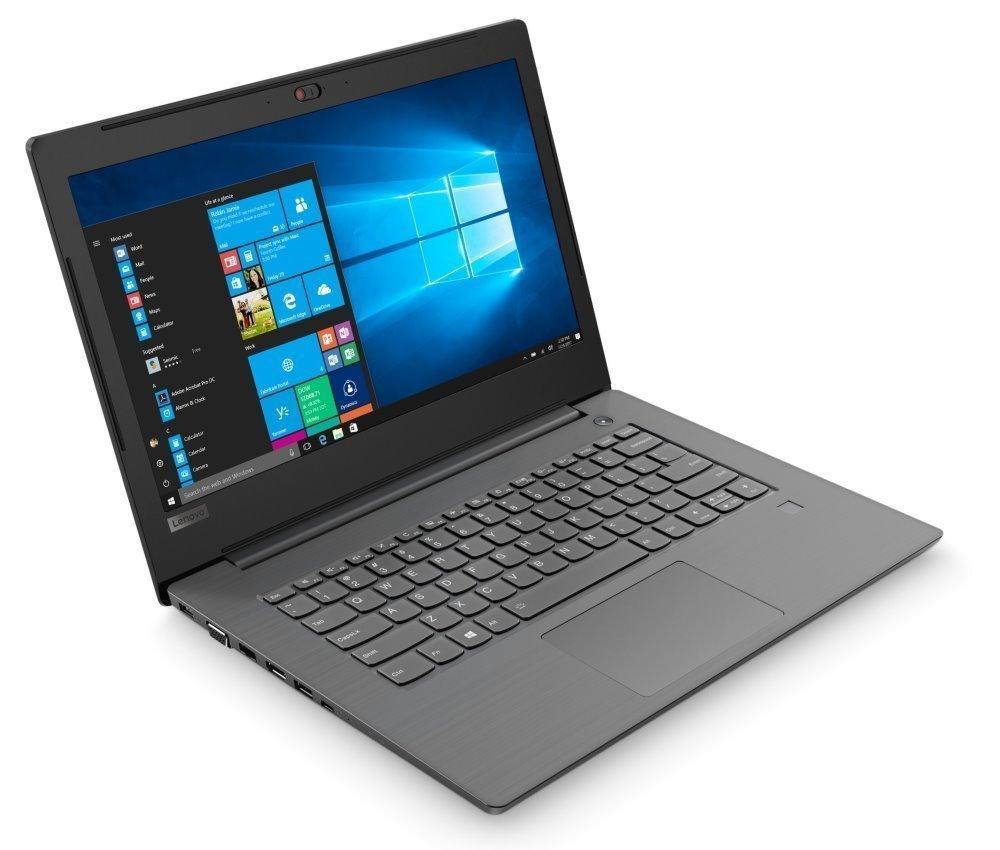 """Lenovo V330-14IKB/ I3-8130U/ 4GB DDR4/ 128GB SSD/ Intel UHD 620/ 14""""  FHD TN/ W10P/ Šedý 81B000WMCK"""