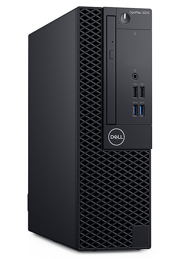 DELL OptiPlex 3070 SFF/ i3-9100/ 8GB/ 256GB SSD/ DVDRW/ W10Pro/ 3Y Basic on-site XDHH6